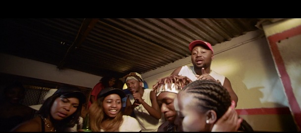 Kwesta Ngud ft Cassper Nyovest Video