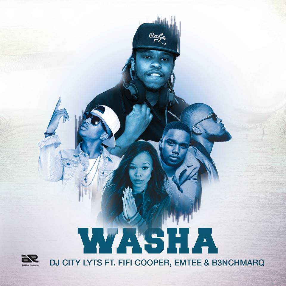 Dj City Lyts Washa