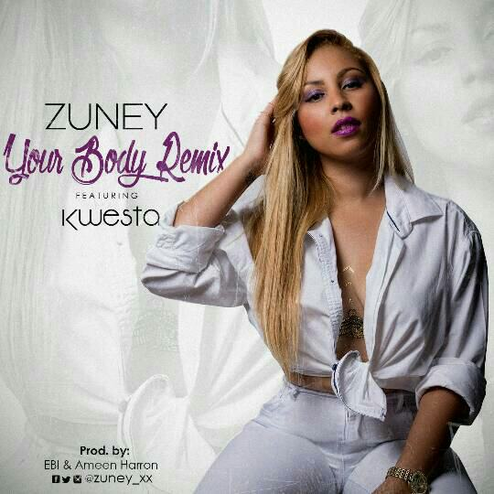 Zuney Your Body Remix