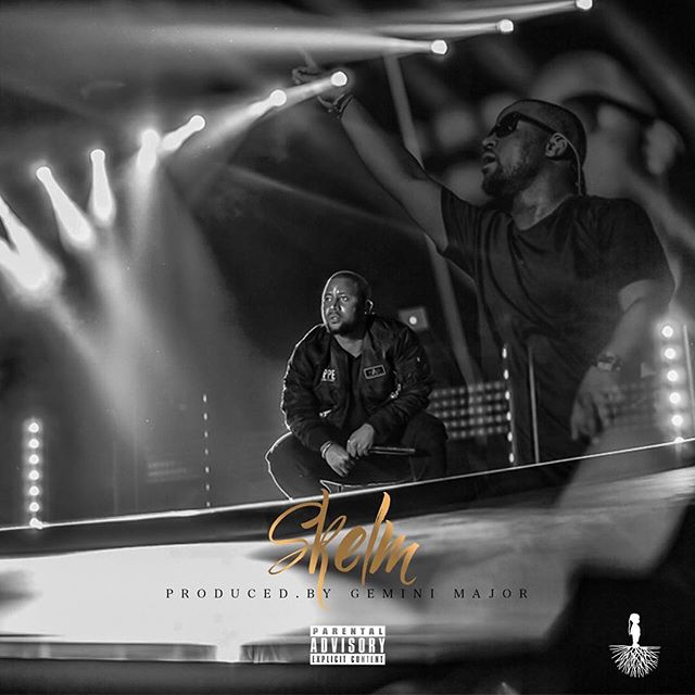 Cassper Nyovest – Skelm (Prod. by Gemini Major)