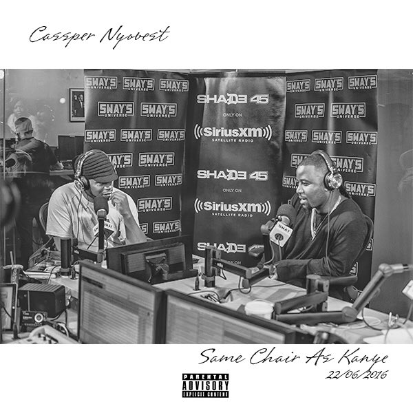 Cassper Nyovest – Same Chair As Kanye