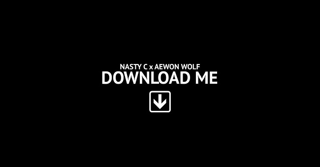 Nasty C & Aewon Wolf Download Me