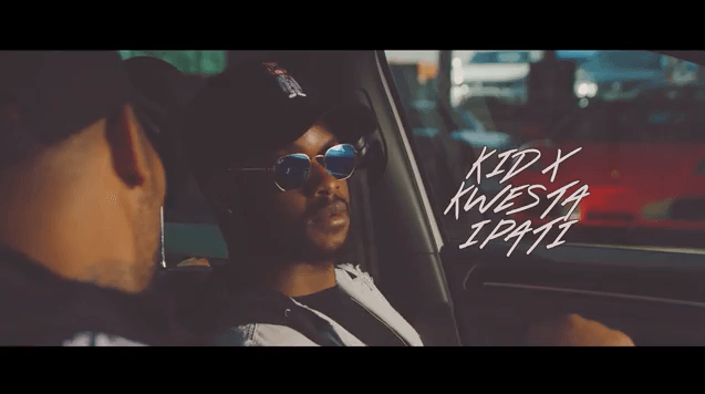 VIDEO: Kid X – Ipati ft. Kwesta