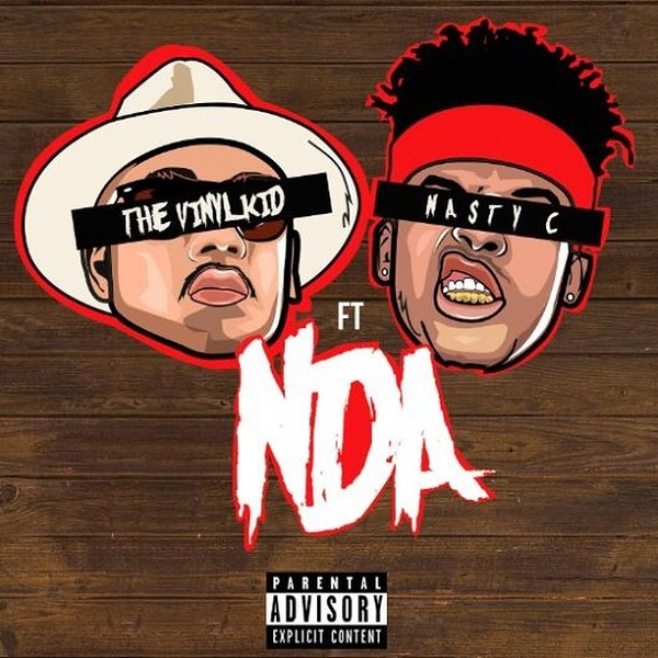 The Vinyl Kid – NDA ft. Nasty C