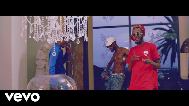 Kwesta Kokotela Video