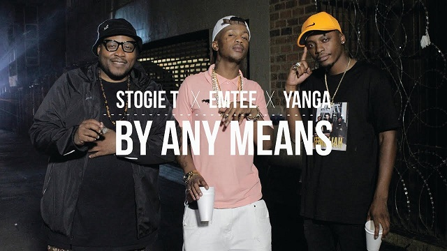 Stogie T By Any Means Video