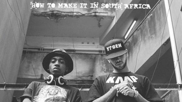 YoungstaCPT Loopsta How To Make It In South Africa Artwork