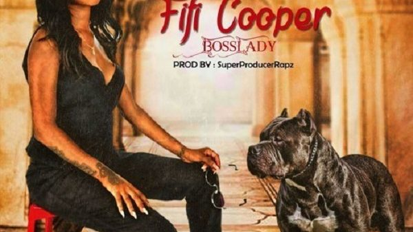 Fifi Cooper Boss Lady Artwork