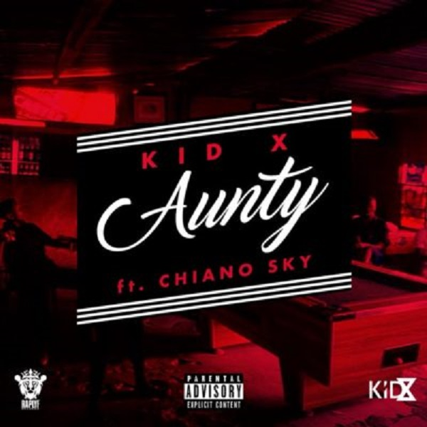 Kid X Aunty Artwork
