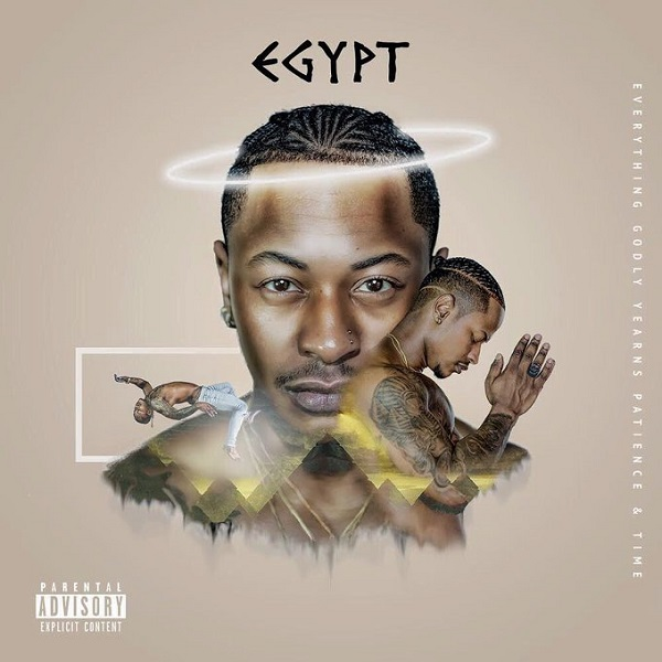 Priddy Ugly EGYPT Album Artwork