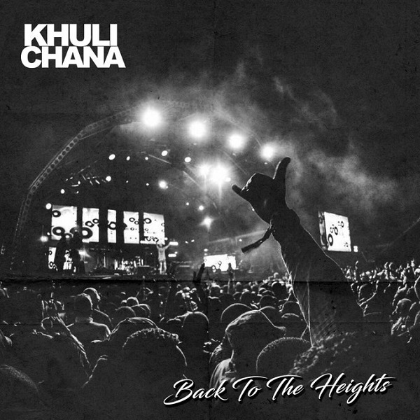 Khuli Chana Back To The Heights Artwork