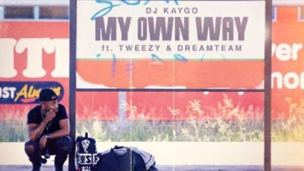 DJ Kaygo My Own Way Artwork