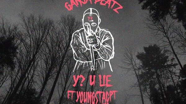 Ganja Beatz Y U Lie Artwork