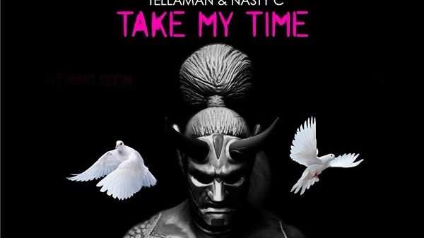 Lastee Take My Time Artwork