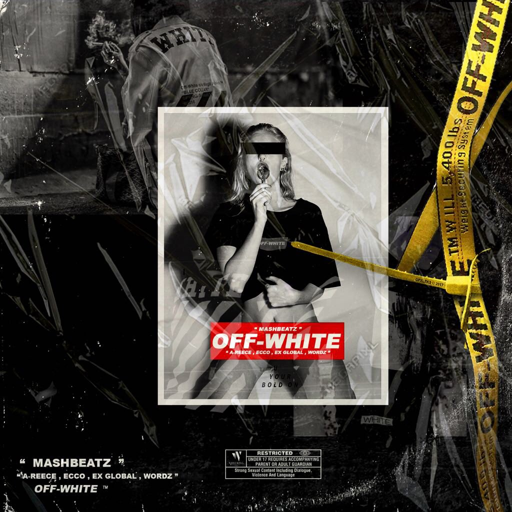 MashBeatz Off-White Artwork