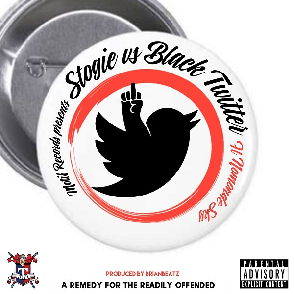 Stogie T Stogie vs Black Twitter Artwork