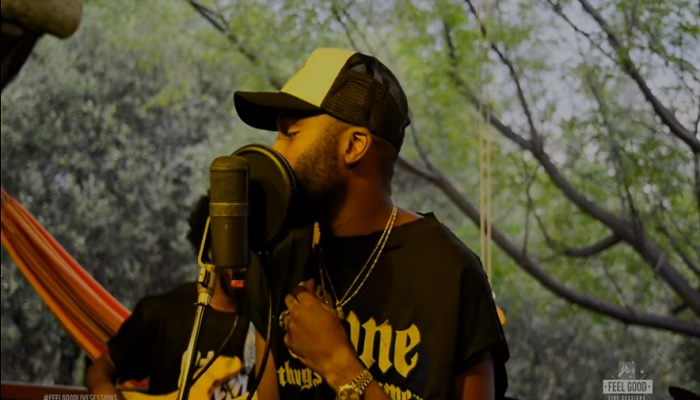 VIDEO: Feel Good Live Sessions With Riky Rick