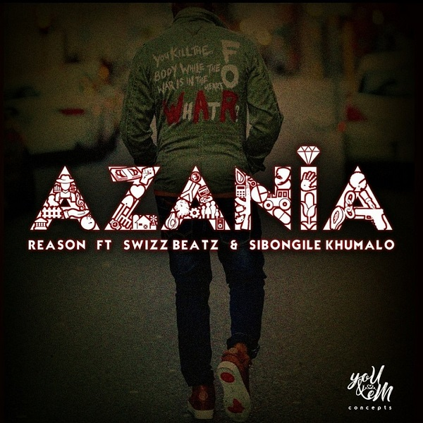 Reason Azania Artwork