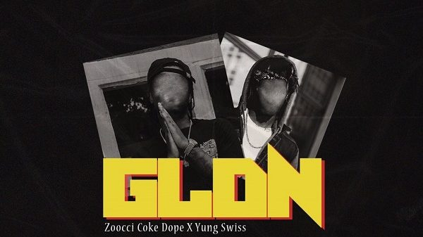 Zoocci Coke Dope & Yung Swiss GLDN Artwork