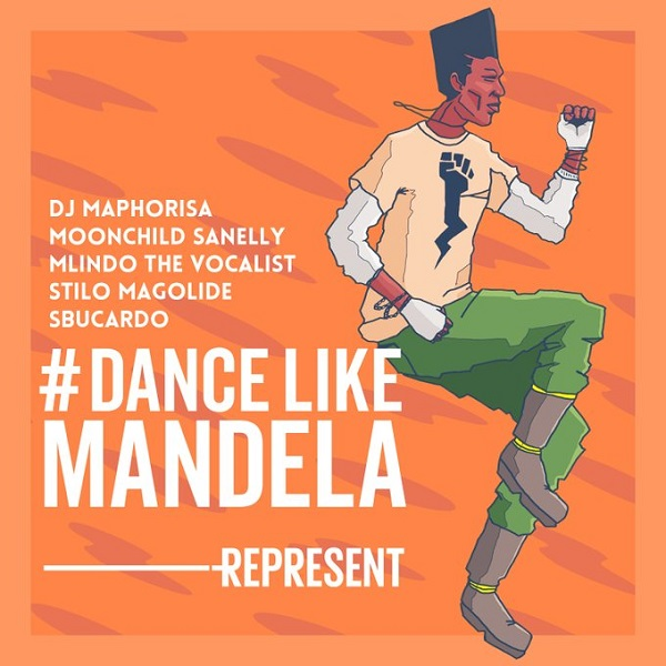 DJ Maphorisa – Dance Like Mandela ft. Mlindo The Vocalist, Moonchild Sanelly, Stilo Magolide & Sbucardo Da DJ