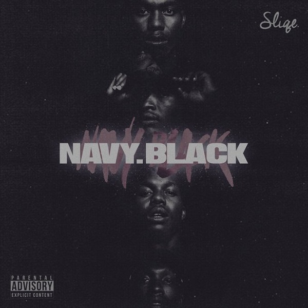DJ Sliqe Navy Black Album Artwork