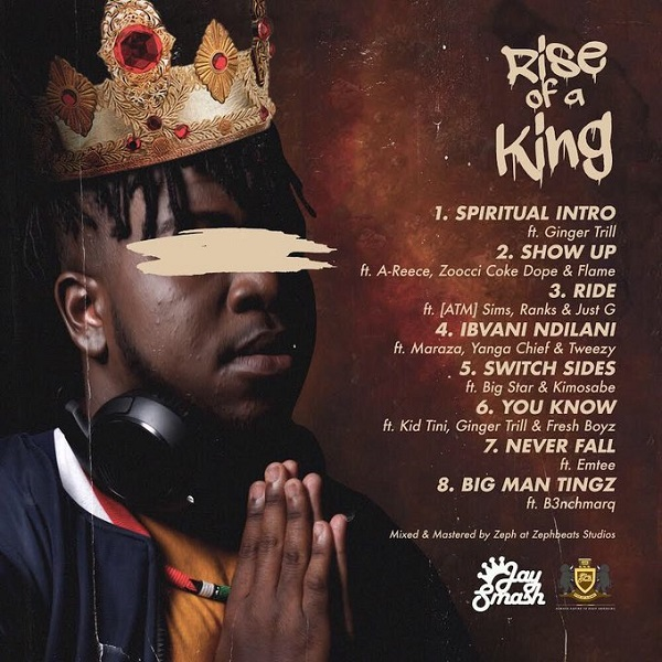J-Smash – Rise of a King EP