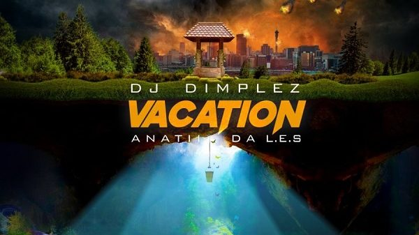 DJ Dimplez Vacation Artwork