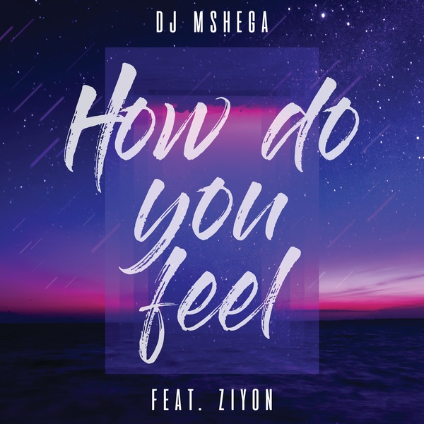 DJ Mshega – How Do You Feel ft.  Ziyon
