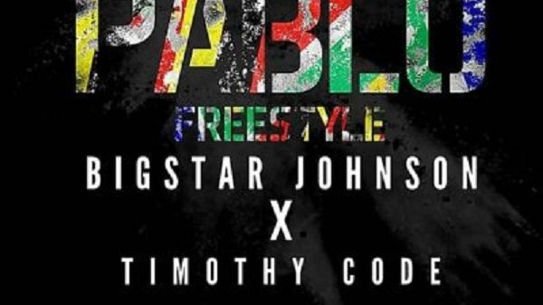 Bigstar Johnson - Pablo freestyle