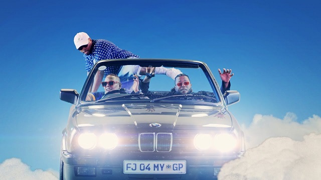 VIDEO: DJ Dimplez – Vacation ft. Da L.E.S, Anatii