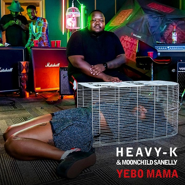 Heavy K – Yebo Mama ft MoonChild Sanelly