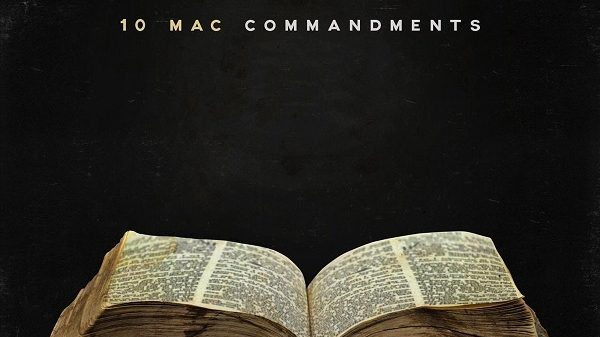 L-Tido 10 Mac Commandment