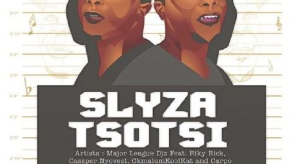 Major League - Slyza Tsotsi